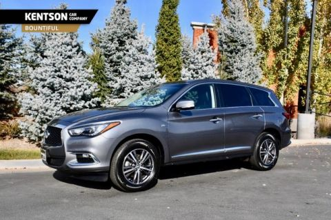 Pre-Owned 2018 INFINITI QX60