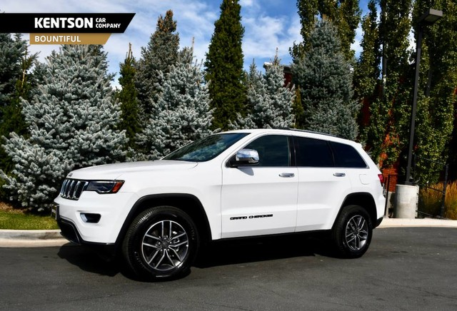 Pre-Owned 2019 Jeep Grand Cherokee Limited