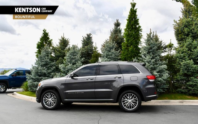 Pre-Owned 2018 Jeep Grand Cherokee Summit