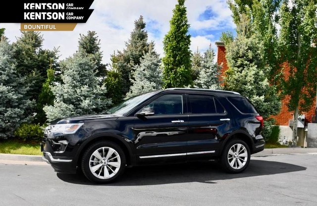 Pre-Owned 2019 Ford Explorer Limited
