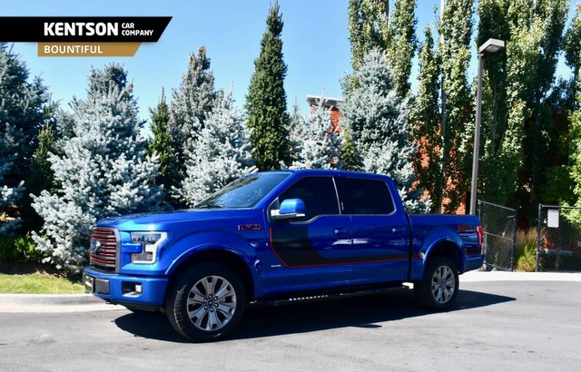 Pre Owned 2017 Ford F 150 Lariat Four Wheel Drive Pickup Truck
