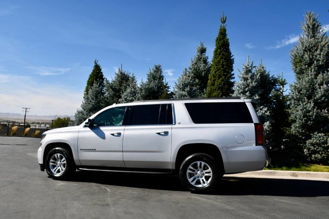 Kentson Car Company >> Pre-Owned 2018 Chevrolet Suburban LT Sport Utility in ...