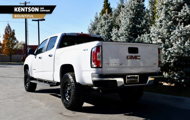 Pre-Owned 2018 GMC Canyon 4WD SLT