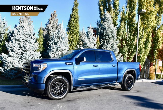 Pre-Owned 2019 GMC Sierra 1500 Elevation Crew Cab 4WD