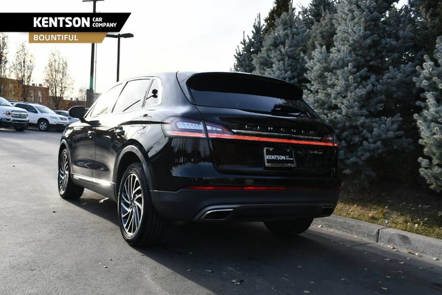 Pre-Owned 2019 Lincoln Nautilus Reserve