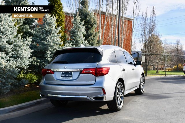 Pre-Owned 2019 Acura MDX w/Advance/Entertainment Pkg