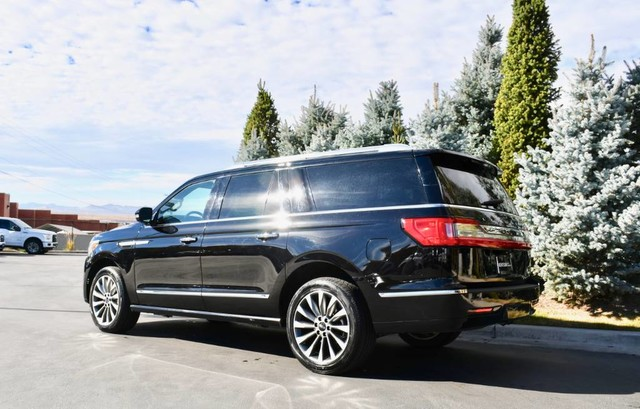 Pre-Owned 2018 Lincoln Navigator L Select