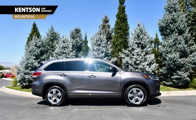 Pre-Owned 2019 Toyota Highlander Limited