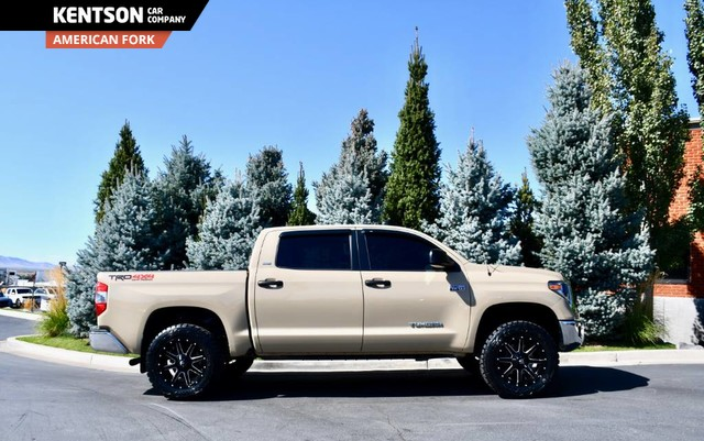 Pre-Owned 2018 Toyota Tundra 4WD SR5 TRD OFFROAD