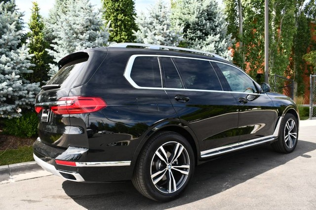Pre-Owned 2019 BMW X7 xDrive40i
