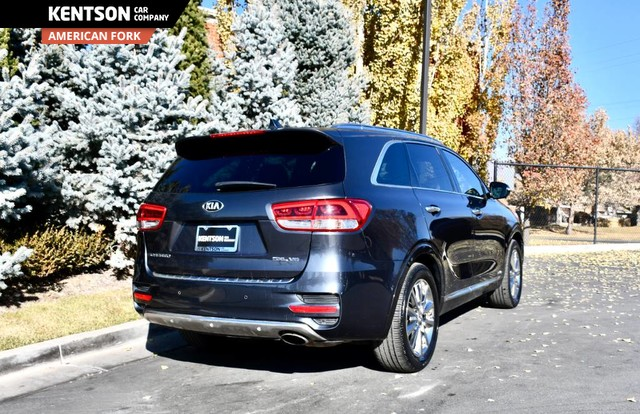 Pre-Owned 2017 Kia Sorento SX Limited V6