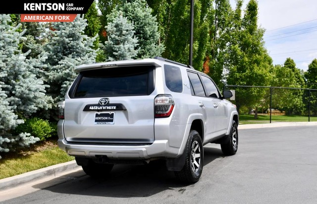 Pre-Owned 2019 Toyota 4Runner TRD Off Road
