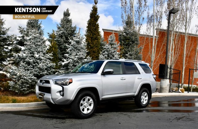 Four Wheel Drive Suv Pre Owned 2018 Toyota 4runner Sr5