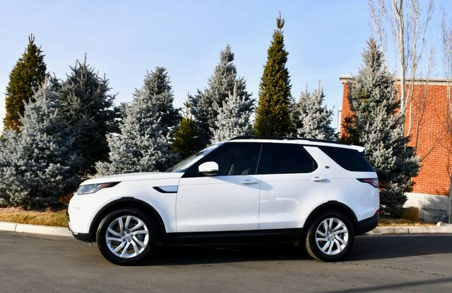 Pre-Owned 2018 Land Rover Discovery HSE