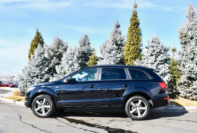 Pre-Owned 2015 Audi Q7 3.0T Premium Plus