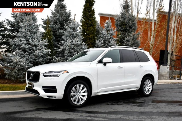 Pre Owned 2018 Volvo Xc90 Momentum