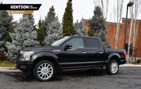 Pre-Owned 2019 Ford F-150 Limited