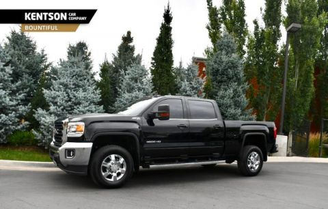 Pre-Owned 2018 GMC Sierra 3500HD SLE